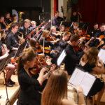 Concerto Orchestra Sinfonica Giovanile del Liceo di Reinbek (Germania)
