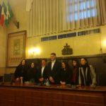 """L'Istituto Superiore """"L.Einaudi"""" di Chiari premiato presso Palazzo Broletto di Brescia"""