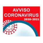 Avviso Coronavirus 2020-21