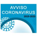 AVVISO CORONAVIRUS